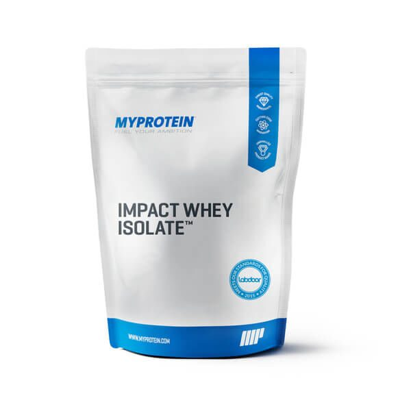 IMPACT WHEY ISOLATE 1 кг