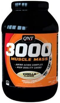 QNT - 3000 Muscle Mass, 4500 гр