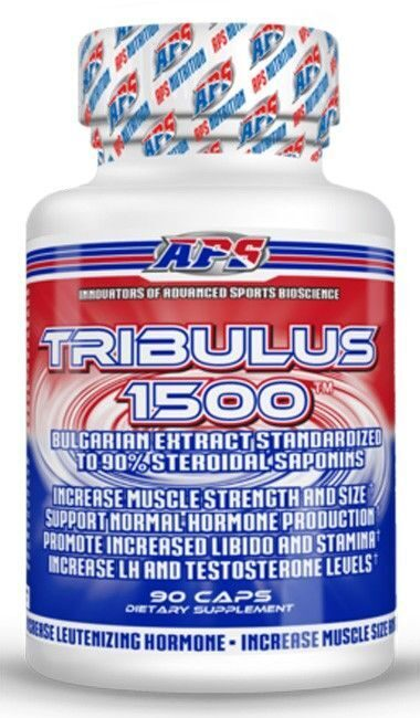 APS Tribulus 1500 mg 90 капсул