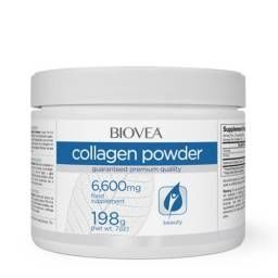 Biovea Collagen powder 6600mg  200 гр