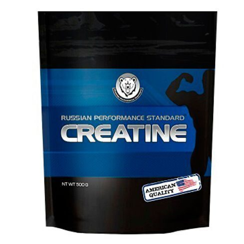 RPS Nutrition. Creatine. Пакет 500 гр