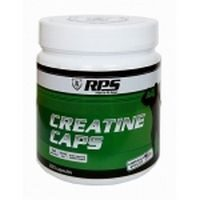 RPS Nutrition. Creatine CAPS.  Банка 250 капсул.