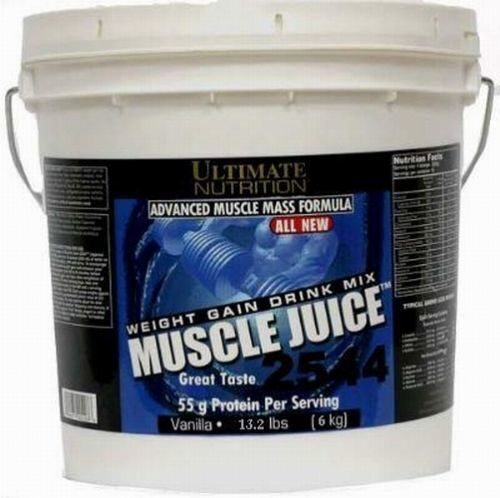 Ultimate Nutrition Muscle Juice 2544 6000 гр