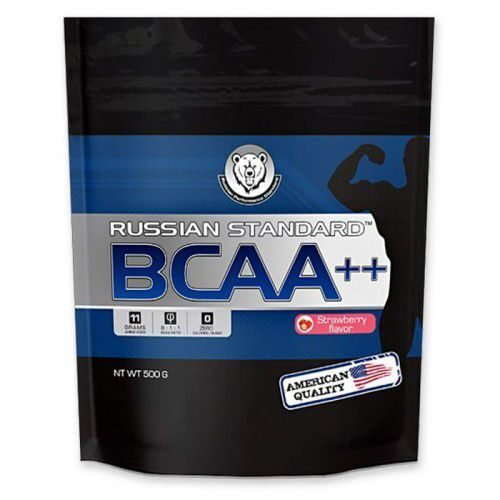 RPS Nutrition BCAA++ 8:1:1. БЦАА. 500 гр.
