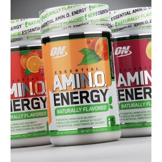 ON Amino Energy Naturally Flavored 25 serv