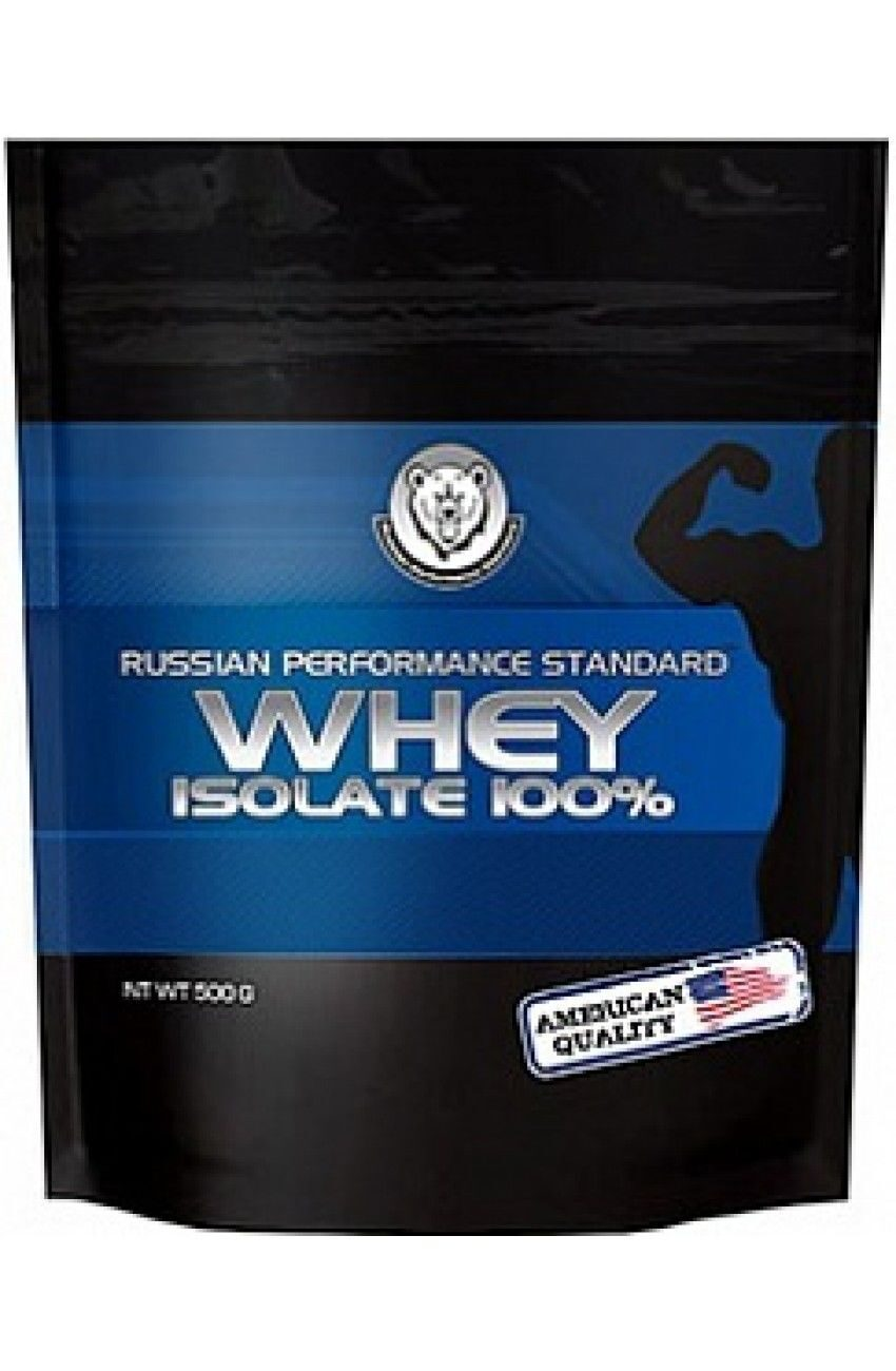 RPS Nutrition Whey Isolate 500 гр