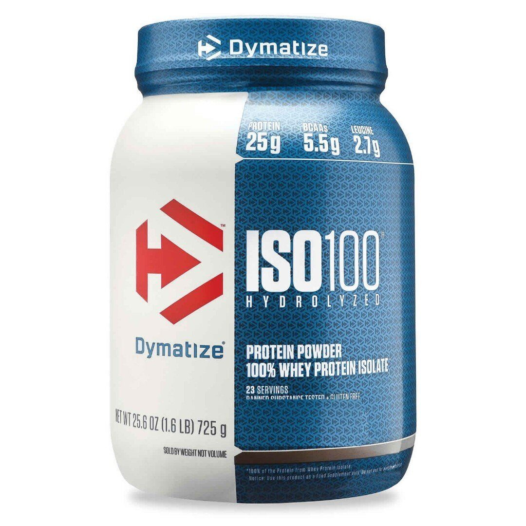 Dymatize ISO-100 Carb Whey 1.6 lb