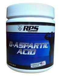 RPS D-aspartic Acid - 100% 500 гр