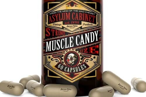 Muscle Candy - Insane Labz 60 капсул