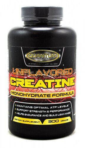 Quantum Nutraceuticals: Creatine Powder 300 г.