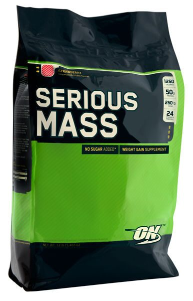 Optimum Nutrition Serious Mass 5 кг