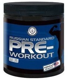 RPS Nutrition. Pre-Workout. 45 порций