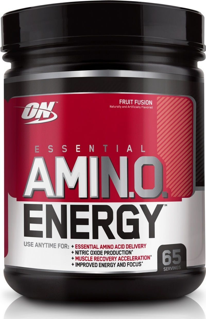 Optimum Nutrition Amino Energy 65 порций 585 гр.