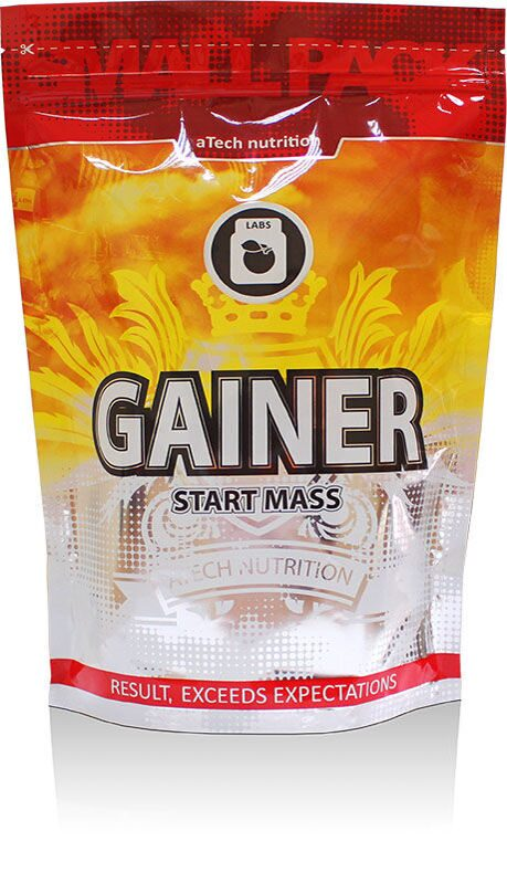 aTech Nutrition Gainer Start Mass 1кг