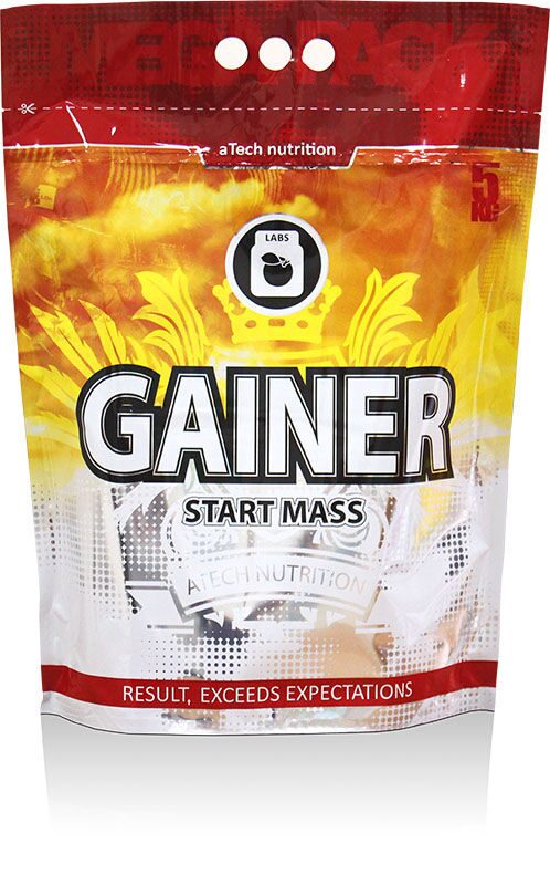 aTech Nutrition Gainer Start Mass 5 кг