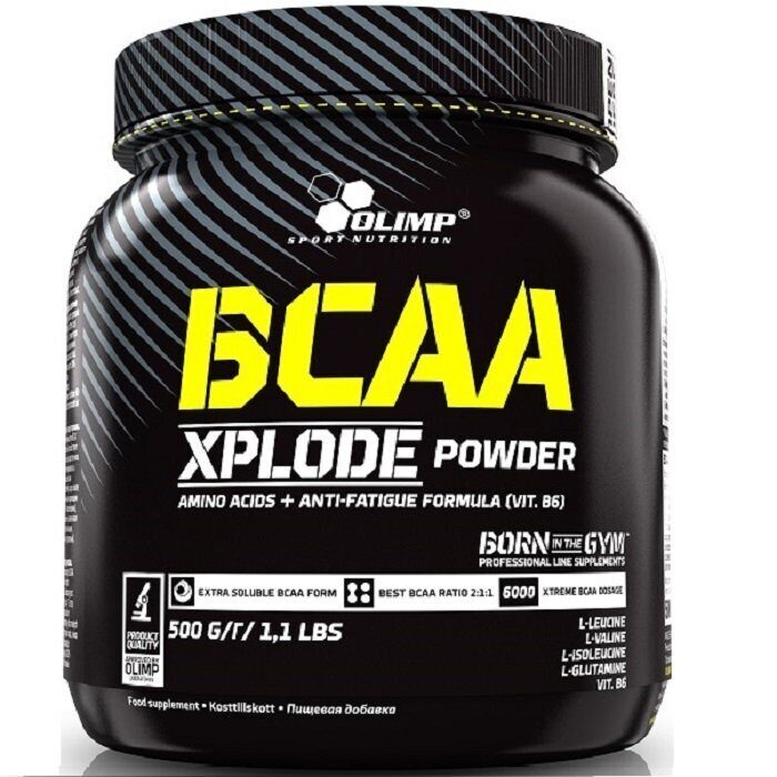 BCAA Xplode Powder от Olimp 500 гр