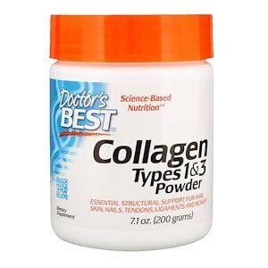 Doctor's Best Collagen Types  Powder 200 гр