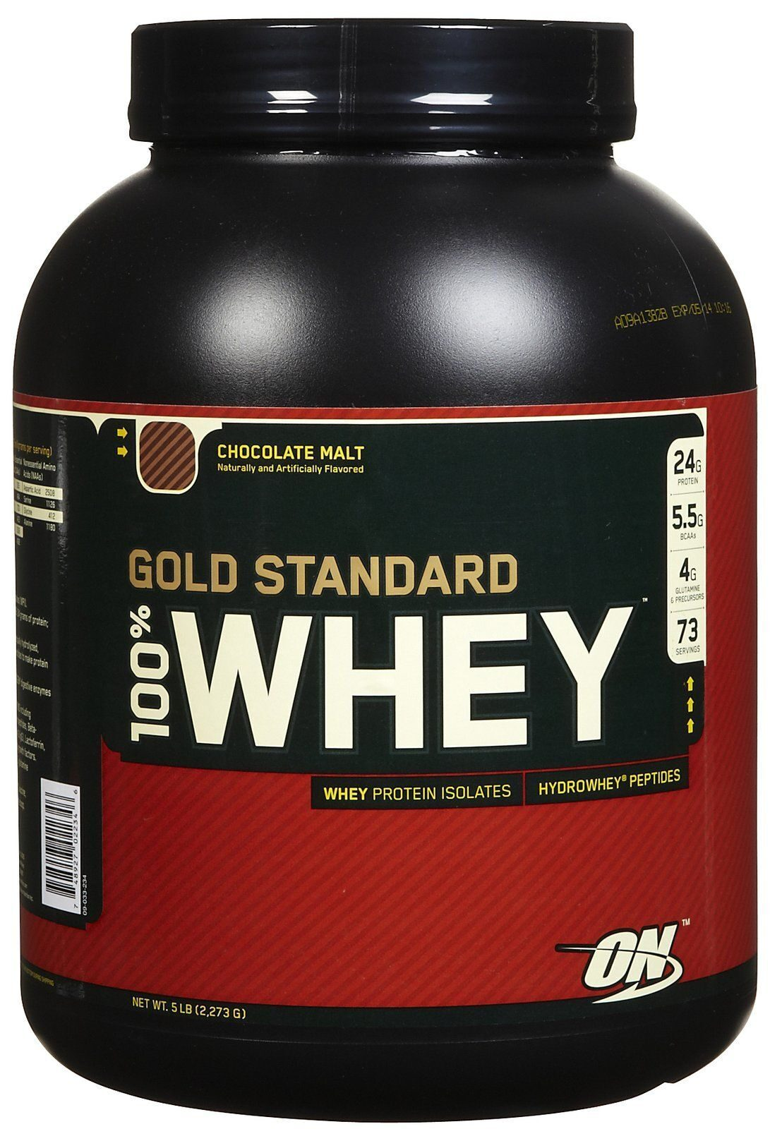 Optimum Nutrition 100% Whey Gold Standard (2270г)