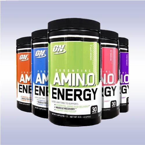 Optimum Nutrition Amino Energy 30 serv 270 гр.