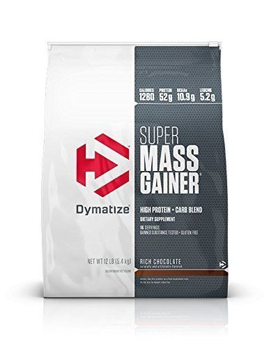 Dymatize Nutrition Super Mass Gainer 5443 гр