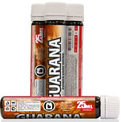 aTech nutrition Guarana Power shot drink 25 мл