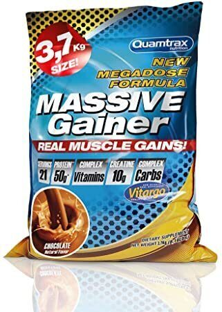 Quamtrax Nutrition Massive Gainer 3.7 кг