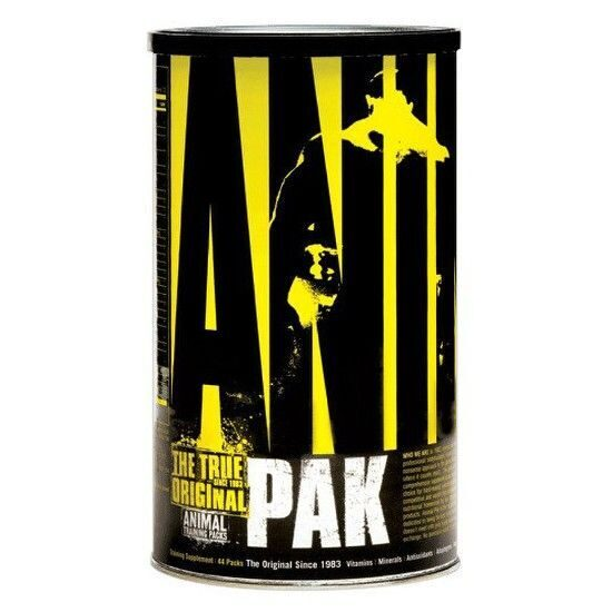 Ultimate Nutrition Animal Pak 44 пакетика