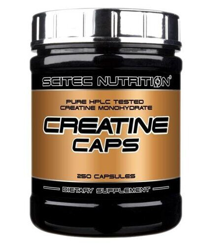 Scitec Nutrition Creatine Caps 250капс
