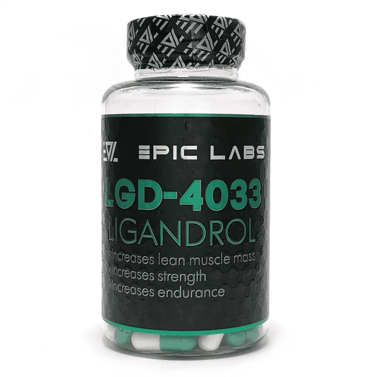 Epic Labs LGD-4033 Ligandrol 8 mg