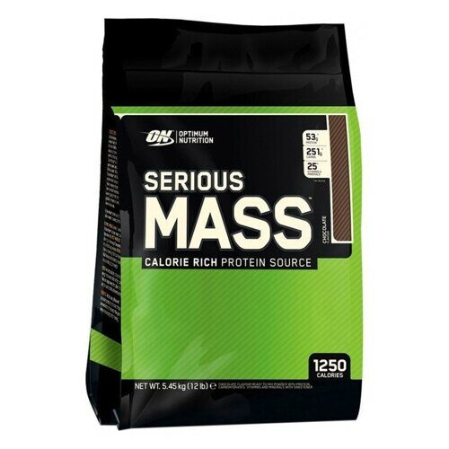 Optimum Nutrition Serious Mass  5400 гр