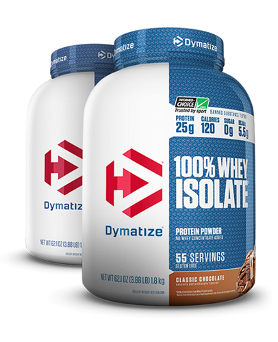 Dymatize ISO-100-0 Carb Whey 3 lb