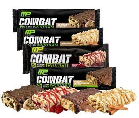 MusclePharm Combat Crunch Bars 73 гр