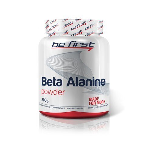 Be First Beta Alanine Powder 200 гр