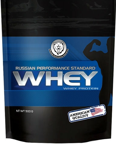 RPS Whey Protein. Протеин. 500 гр.
