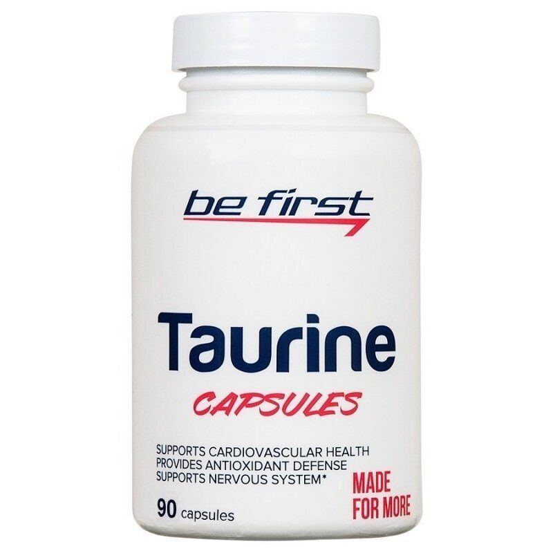 Be Fifst Taurine 90 капс