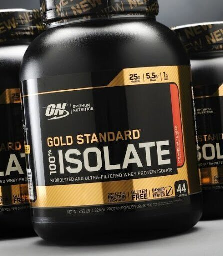 Optimum Nutrition Gold Standard 100% Isolate 750 гр
