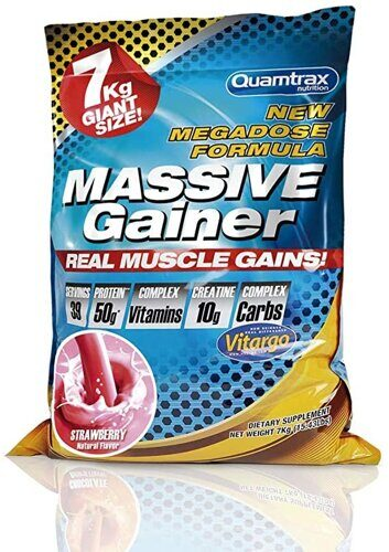 Quamtrax Nutrition Massive Gainer 7 кг