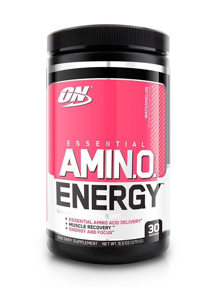 Optimum Nutrition Essential Amino Energy  270 гр