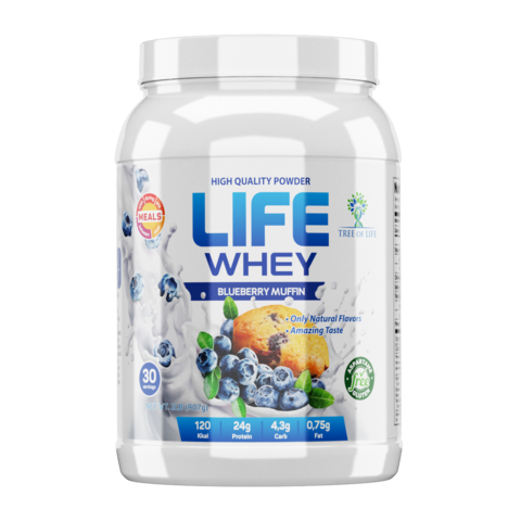 Life Protein Tree of life 908 гр