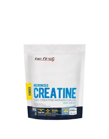 Be First Creatine Micronized Powder 500 гр