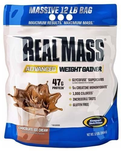 Gaspari Nutrition  Real Mass Advance Gainer 5480 г