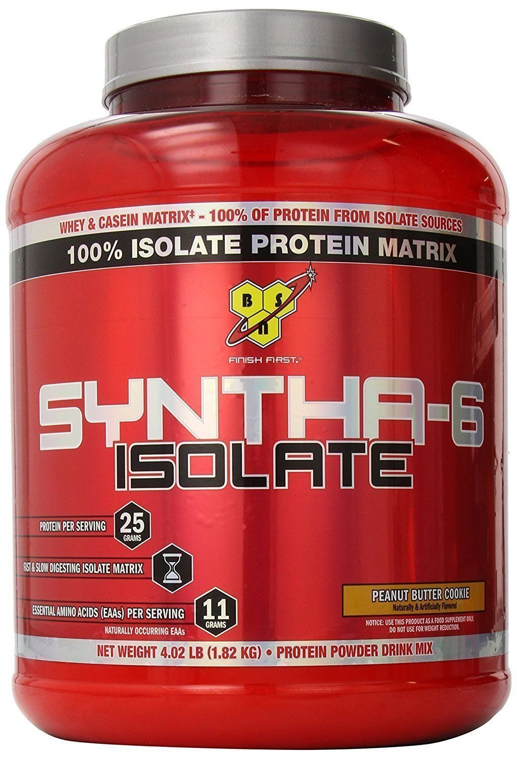 BSN Syntha-6 ISO MIX 4lb