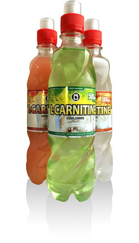 aTech Nutrition L-CARNITINE BOTTLE 0.5 л