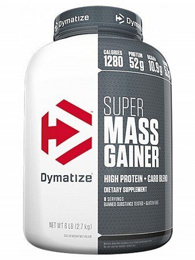 Dymatize Super Mass Gainer  2700 гр