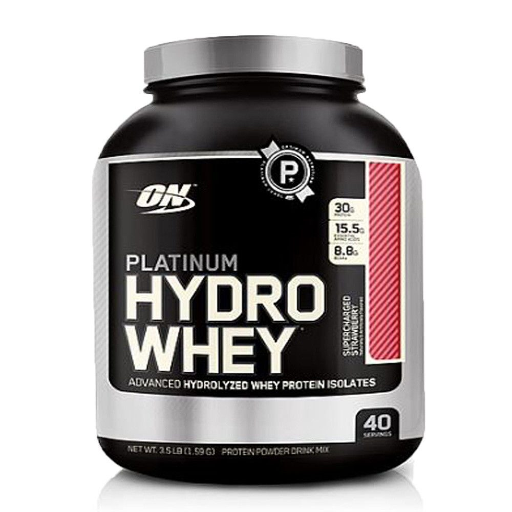 Optimum Nutrition Platinum Hydro Whey 1590 гр